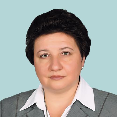 Blinova Tatyana Viktorovna